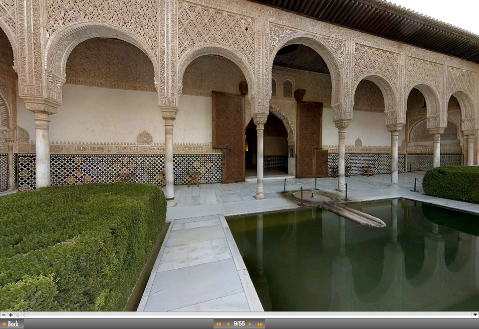 Epigraphic corpus of the Alhambra