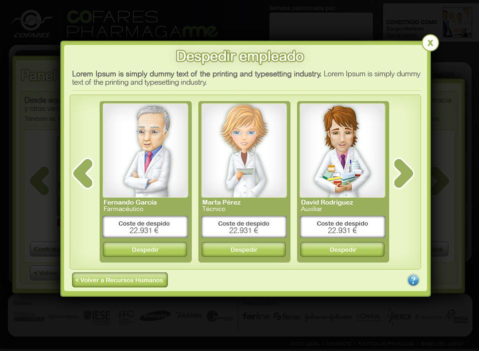 Cofares Pharmagame